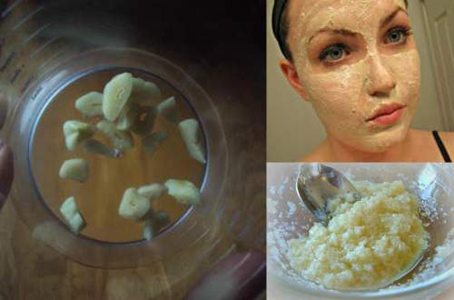 THIS MASK WILL MAKE YOU LOOK YOUNGER IN ONLY 20 MINUTES!