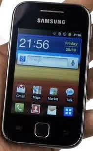 Firmware Terbaru Samsung Galaxy Young GT-S5360