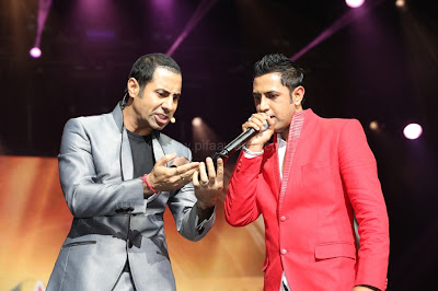 Binnu Dhillon Gippy Grewal Punjabi awards 2012