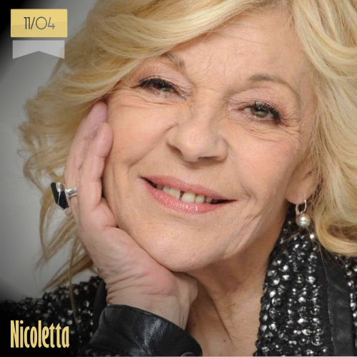 11 de abril | Nicoletta - @MusicaHoyTop | Info + vídeos