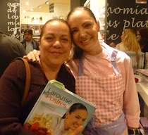 Con Chef Paulina Abascal