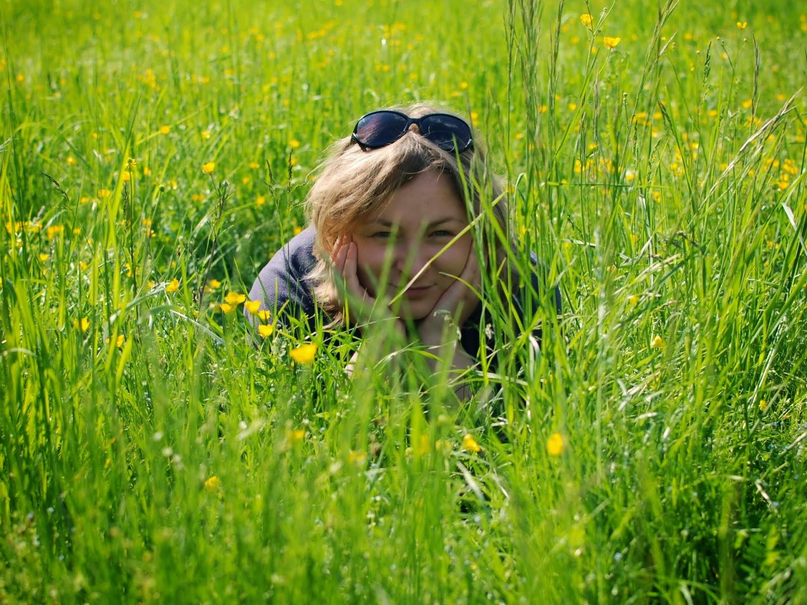 Wywiad ze Szminką w trawie :-)