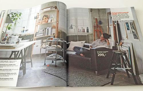 Designfriikki IKEA kuvasto 2016  suosikit