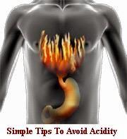 अम्लपित्त या Acidity के कारण, लक्षण और उपचार