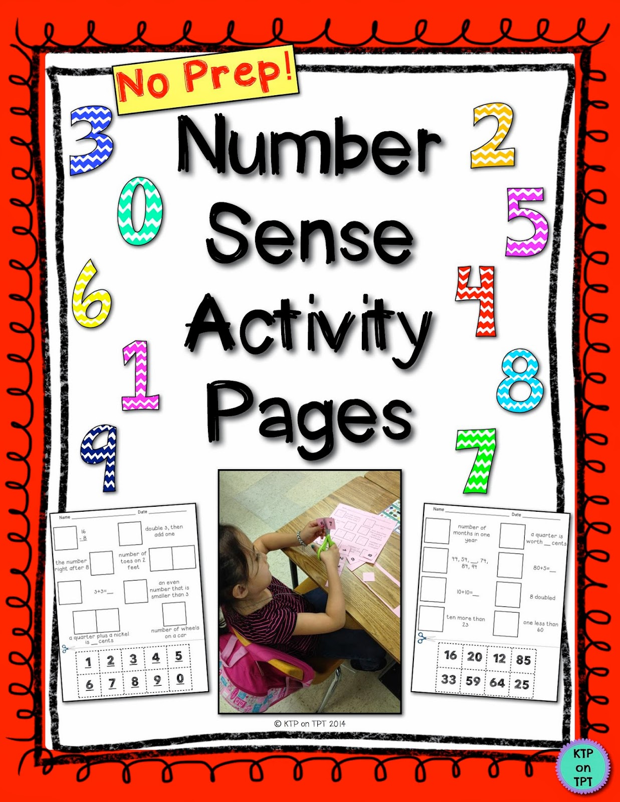 https://www.teacherspayteachers.com/Product/No-Prep-Number-Sense-Activity-Pages-FREE-SAMPLE-1232269