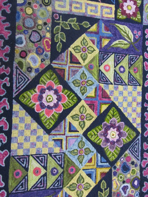 Periwinkle Art Quilts Caraway Pictures