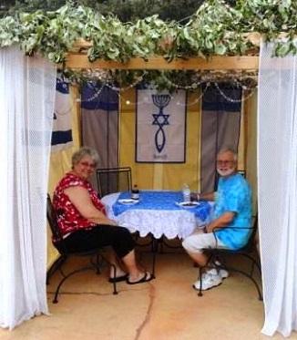 ✡ Sărbătoarea Corturilor 🔴 Sukkot סוכות