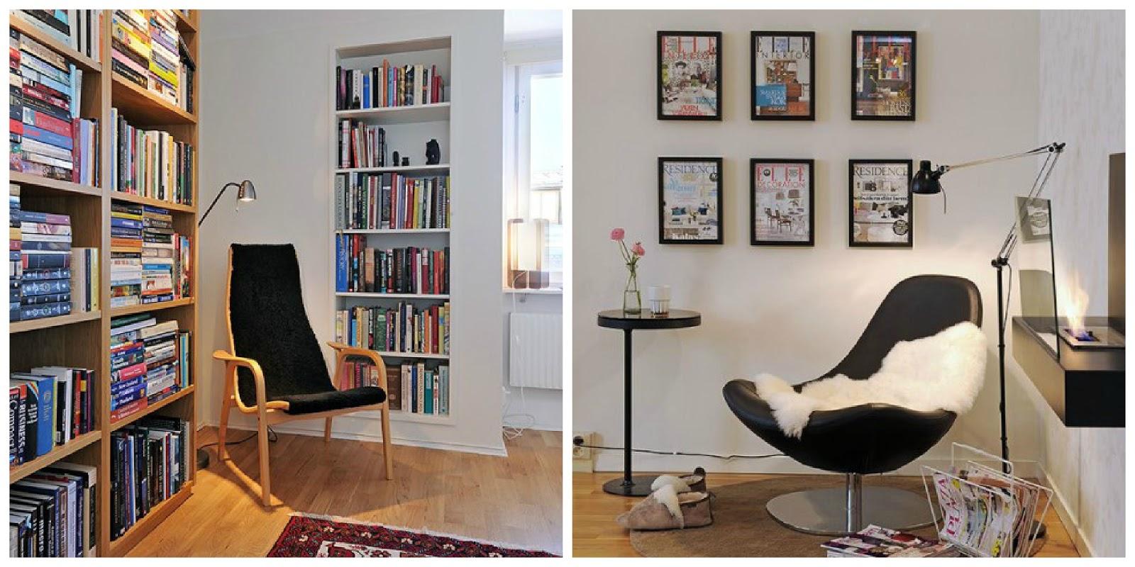 Homies rincones de lectura - Sillon para leer ...