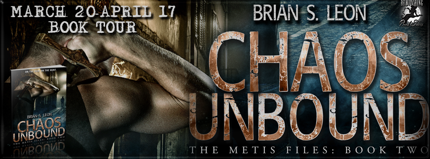 Chaos Unbound Book Tour