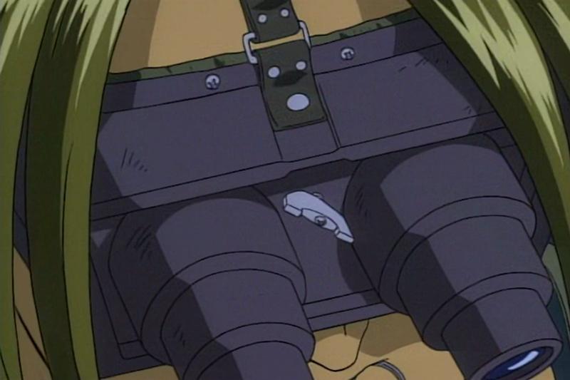 Tekken Anime Kunihisa Sugishima