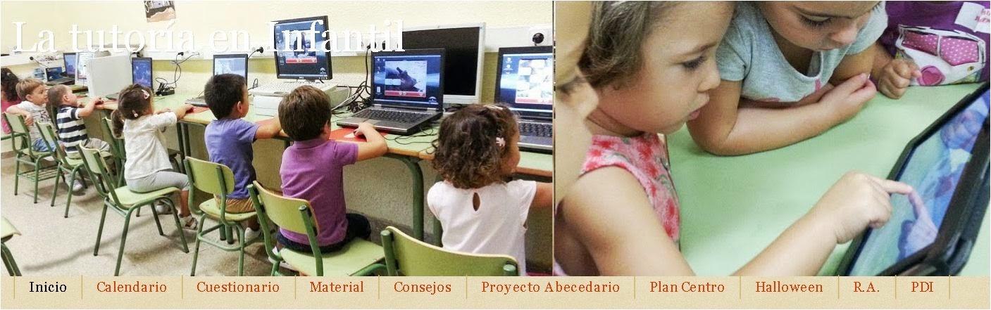 Blog La Tutoría en  Infantil