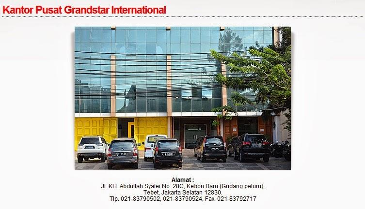 Kantor Pusat GSI