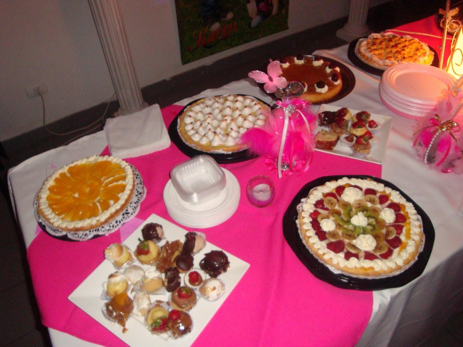 Comida casera y mesa dulce para cumplea os y eventos - Comidas para un cumpleanos ...
