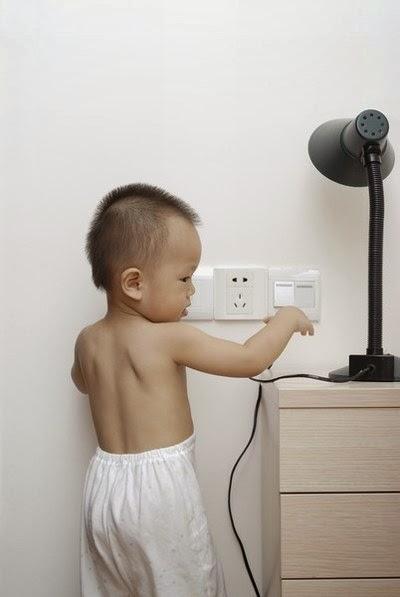 seguridad en el dormitorio infantil