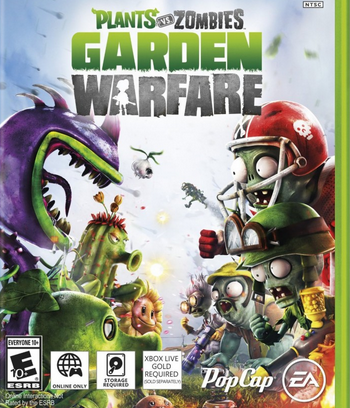 Plants Vs Zombies Garden Warfare para PC