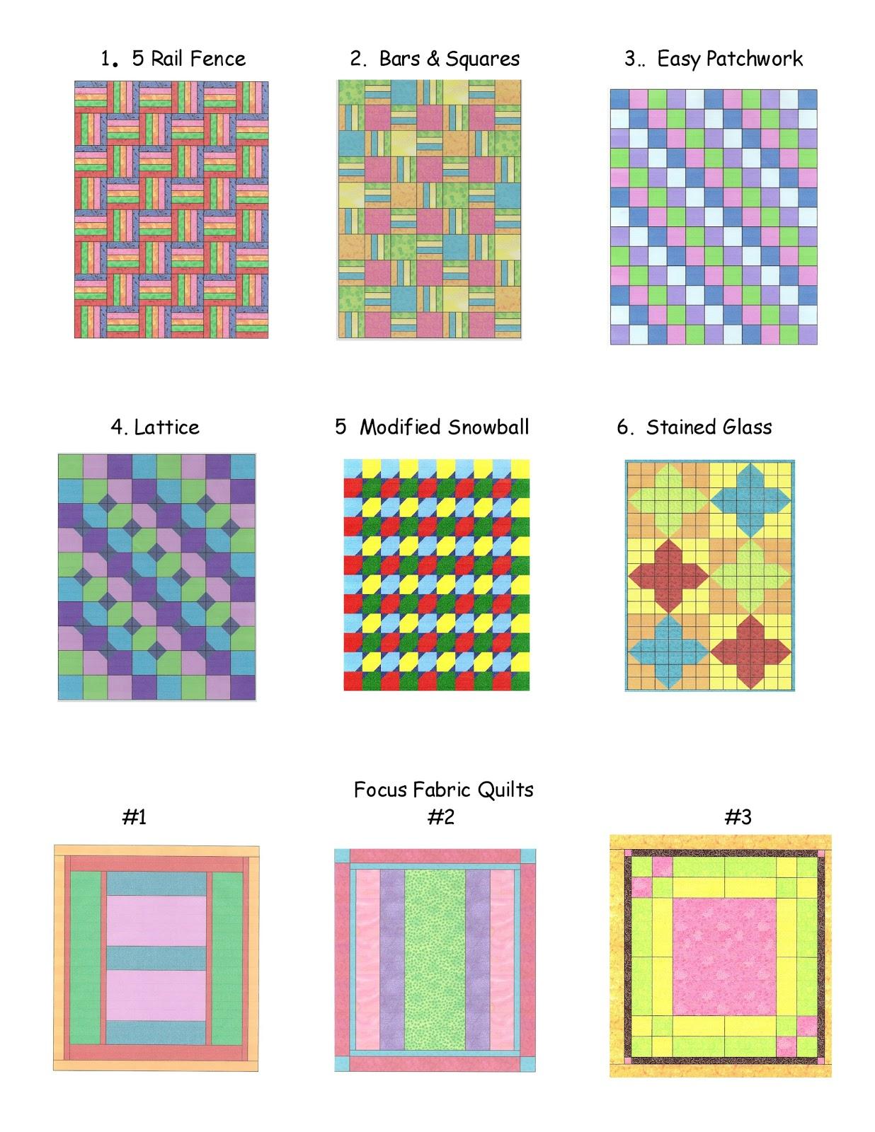 Gabbi Abbi May 5 Yard Quickies Free Patterns