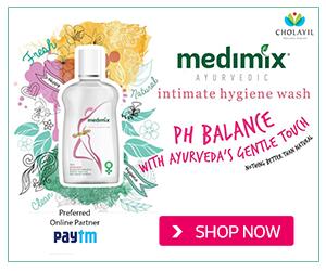 Medimix Ayurvedic Intimate wash