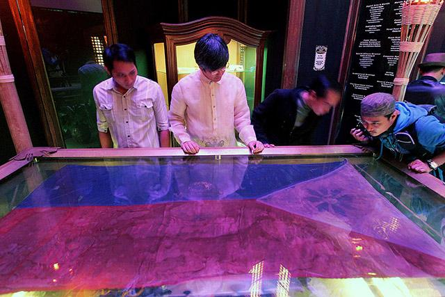 The original flag is currently being preserved at the Gen Emilio Aguinaldo Museum in Baguio City.