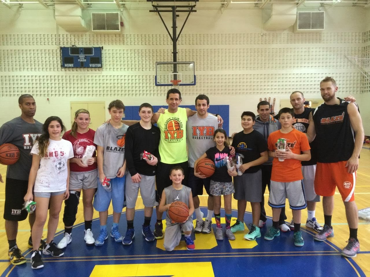 HOME OF THE BLAZE BASKETBALL CLUB: 12/06/13