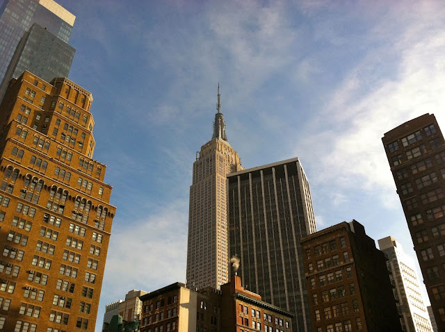 Manhattan's-Empire-State-Building