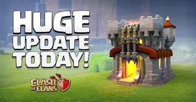 Update Clash of Clans Desember 2015