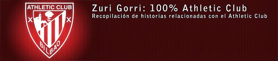 Zuri Gorri: 100% Athletic Club