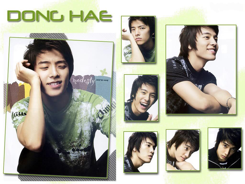 Pin Donghae Siwon Wallpaper on Pinterest