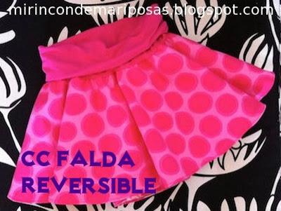 CC falda reversible MRDM