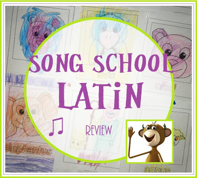 Song School Latin is an amazingly fun, full year homeschool program designed to teach your youngest students Latin. A review from The Curriculum Choice