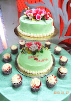 Wedding Cake - 2 Tier