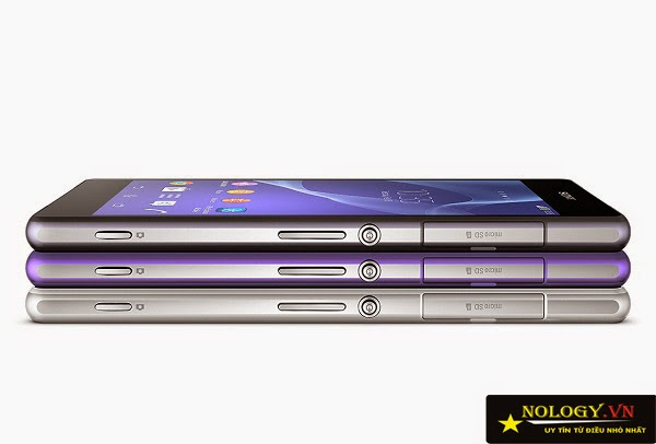 Sony Xperia Z2 Nhật Bản lỗi cong vênh máy