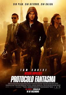 Ver Película Misión imposible: Protocolo fantasma 2011 Online Gratis