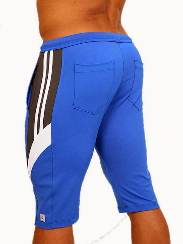 Pistol Pete Sportek Droppes Crotch Jam Shorts Royal Blue