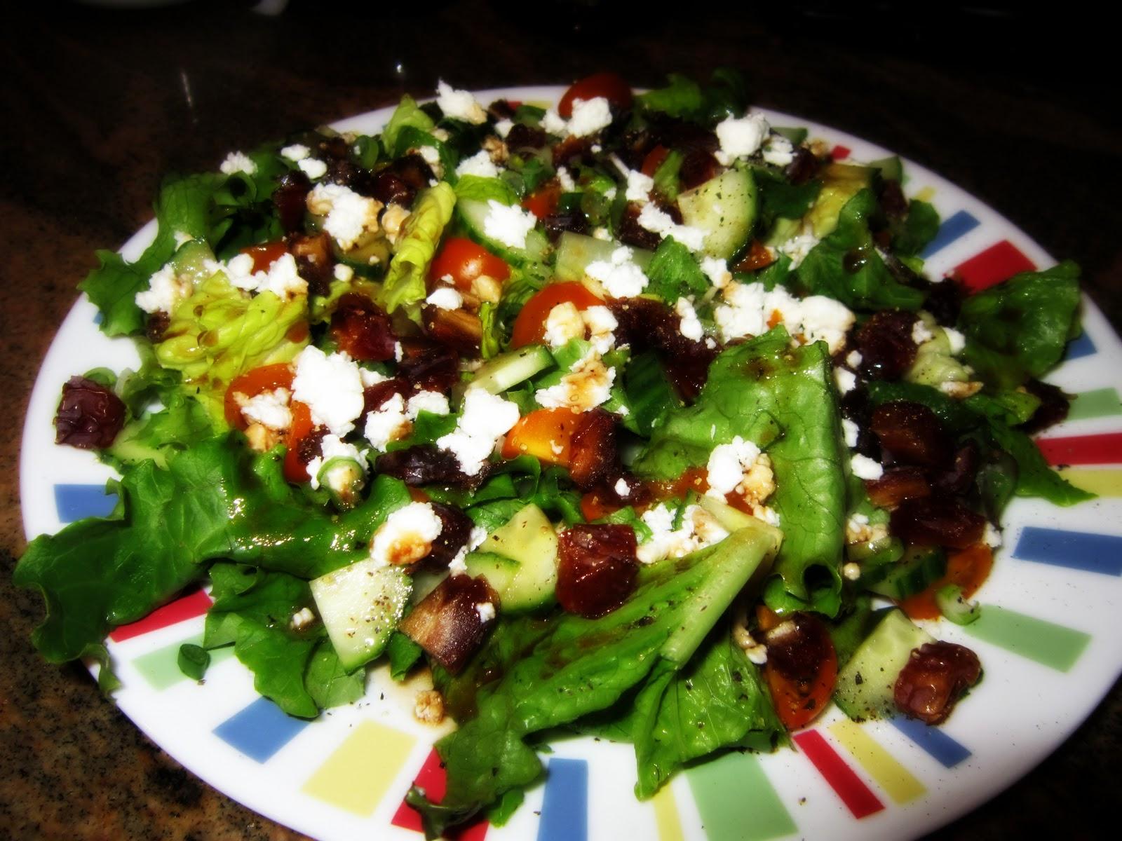 Salad dating