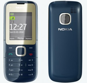 ... is also available as nokia c2 01 black and nokia c2 01 warm silver