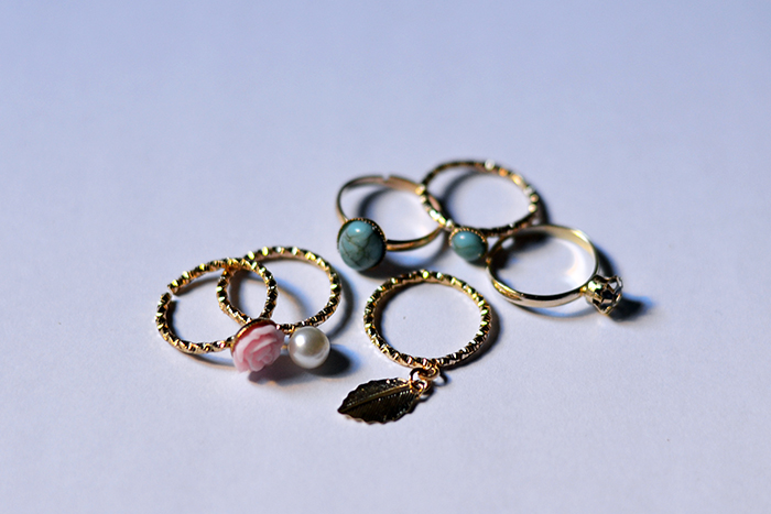 anelli tendenza