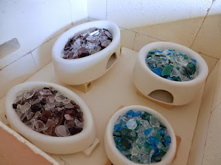 Boxes in the kiln