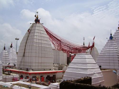 Vaidyanath Jyotirlinga Temple Deogarh Jharkhand India