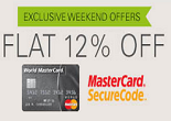 Ebay : Flat 12% Off On All Products for MasterCard Customers