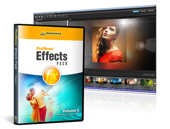 Photodex ProShow Effects Pack 6.0 Retail