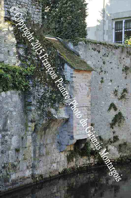 les murailles de Montargis