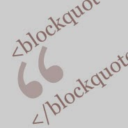 blockquote, blog, blogger, contoh blockquote.