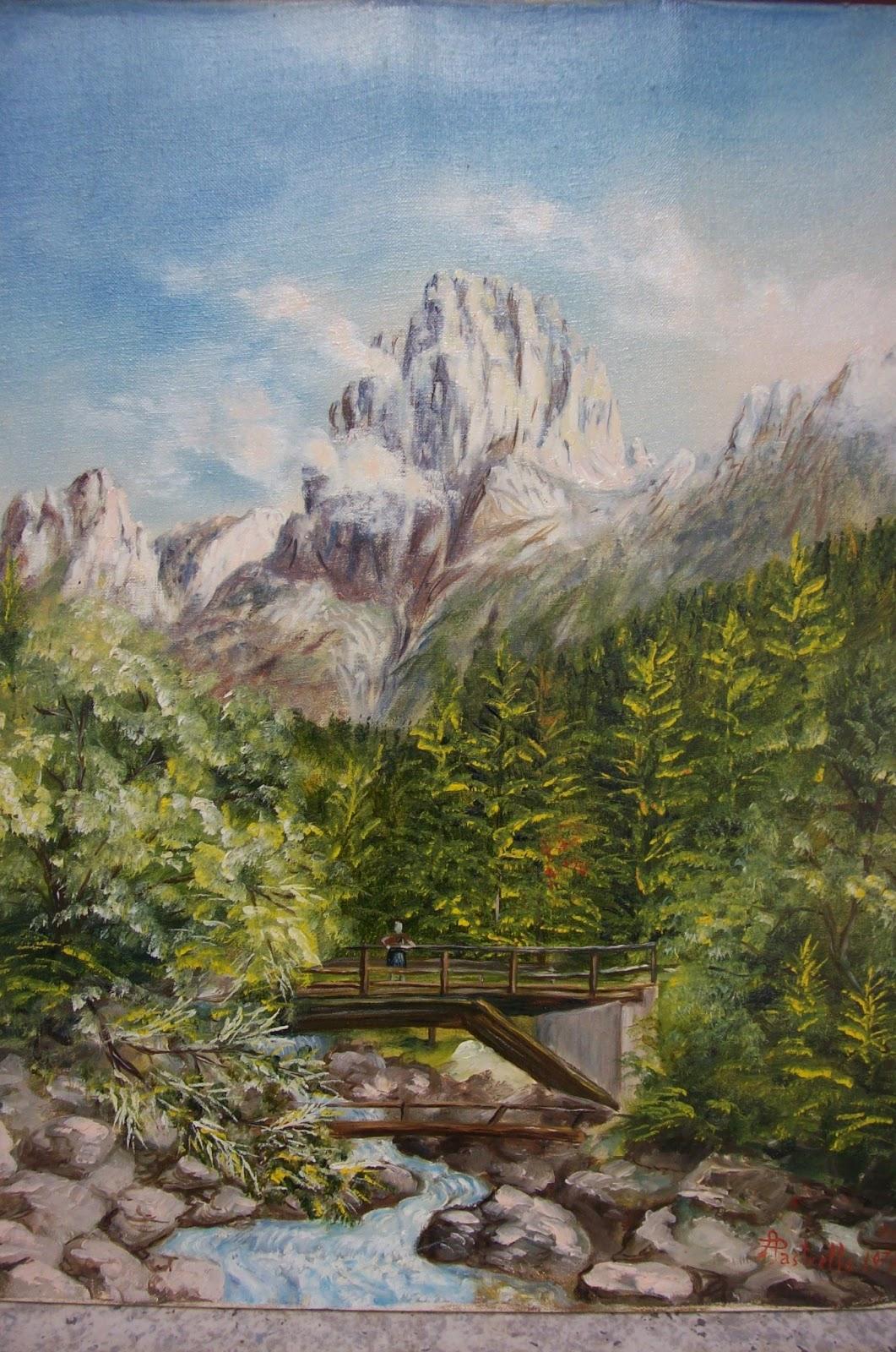 ideedinonnalaura quadri dipinti a olio o a carboncino dal
