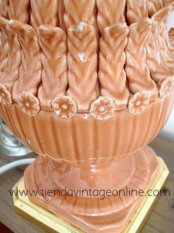 Lámparas cerámica manises baratas