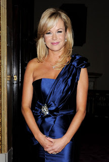 Amanda Holden at the Olivier Awards