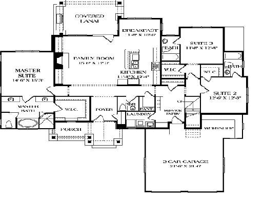 casa de 4 dormitorios