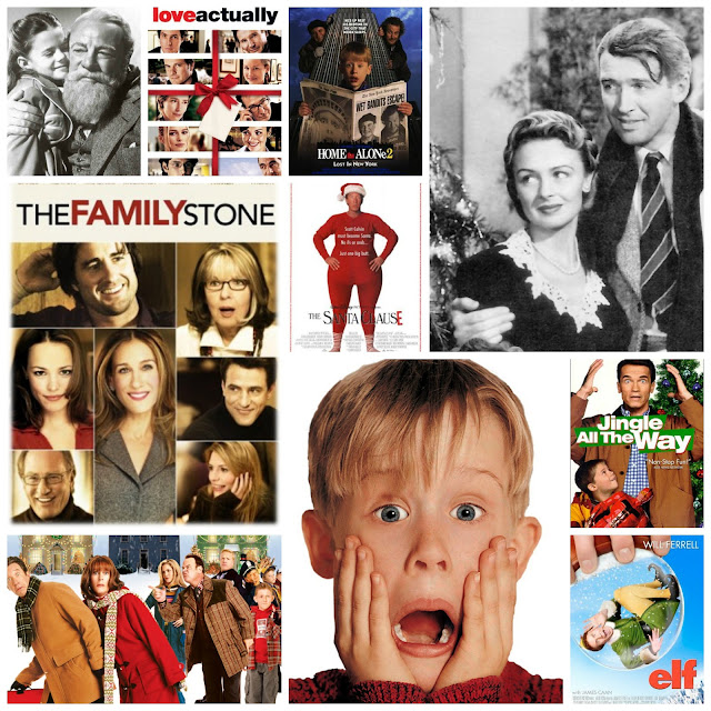 Top 12 Favorite Christmas Movies - lacasadeleslie.com