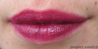 Ferguson Crest Cabernet lip swatch