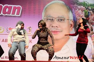 Najib jaga akidah