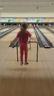 flying high on the bowling alley